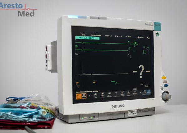Kardiomonitor Philips Intellivue MP70 Monitor funkcji życiowych