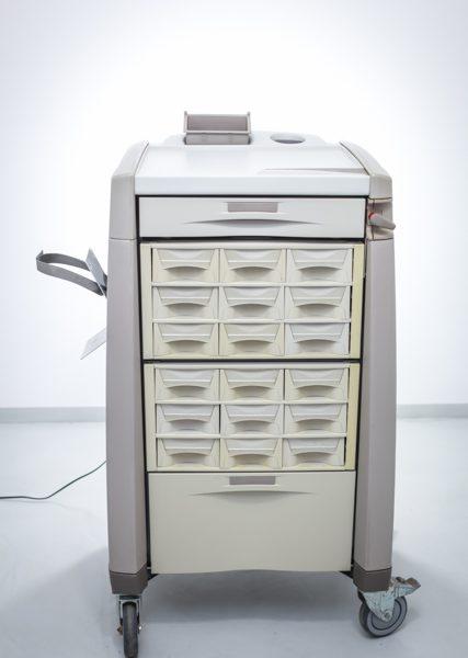 Wózek medyczny szafka medyczna Atromic Avalo ACS