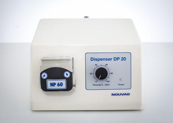 Pompa perystaltyczna Nouvag Dispenser DP 20