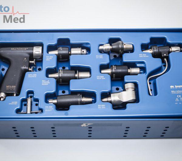 Zestaw ortopedyczno-chirurgiczny deSoutter Multidrive MPX-500