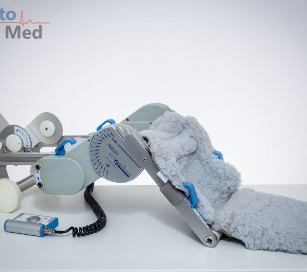 Kompaktowa szyna rehabilitacyjna CPM Toronto Medical Revolution