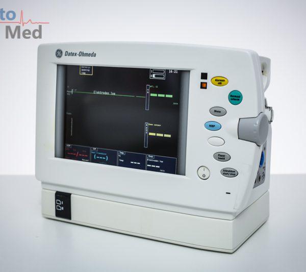 Monitor pacjenta Datex-Ohmeda S/5 Typ F-LM1-03 kardiomonitor