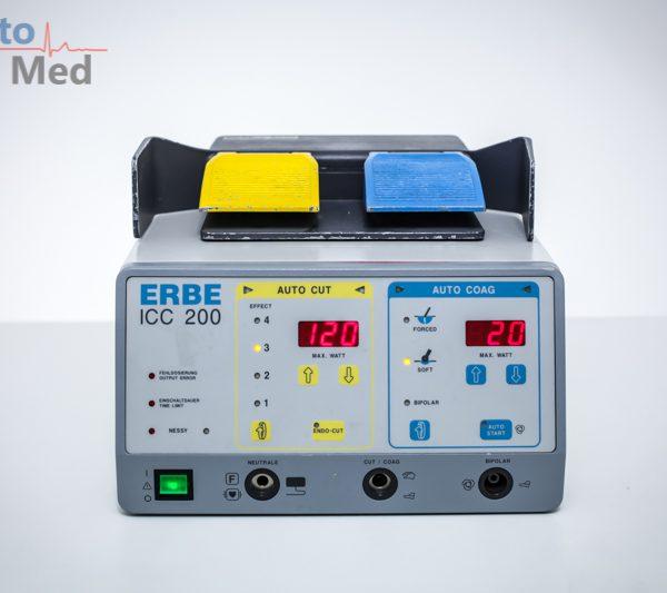 Diatermia chirurgiczna (argonowa) ERBE ICC-200