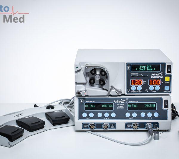 System do artroskopii Arthrex Shaver AR-8300 Pompa AR-6475