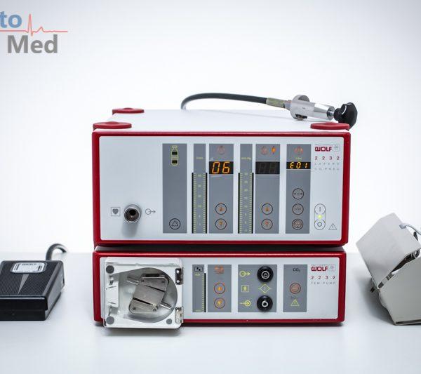 Zestaw RICHARD WOLF laparo CO2 pneu Insuflator + Tem-Pump