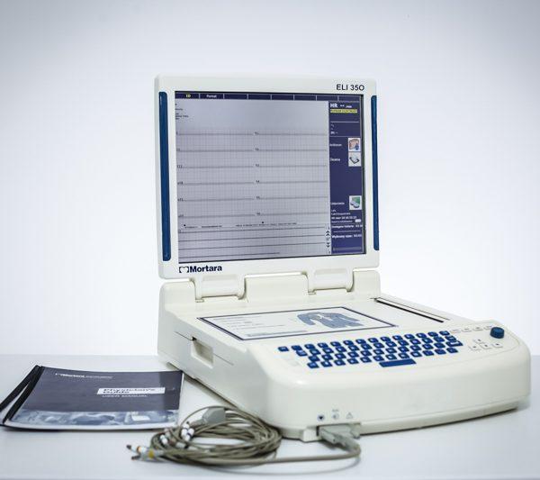 EKG MORTARA ELI 350 Elektrokardiograf