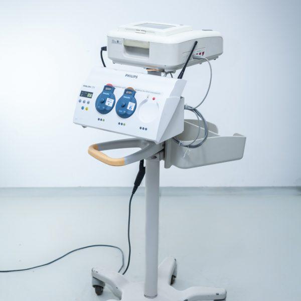 KTG Philips Avalon FM30 + CTS głowice TOCO US Monitor płodu