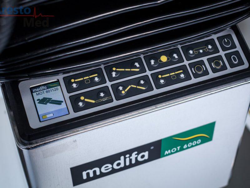 Stół operacyjny MEDIFA MOT 6000