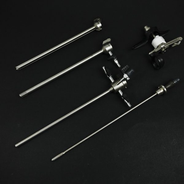 Uretrotom optyczny Olympus A3550 A3551 zestaw + noże
