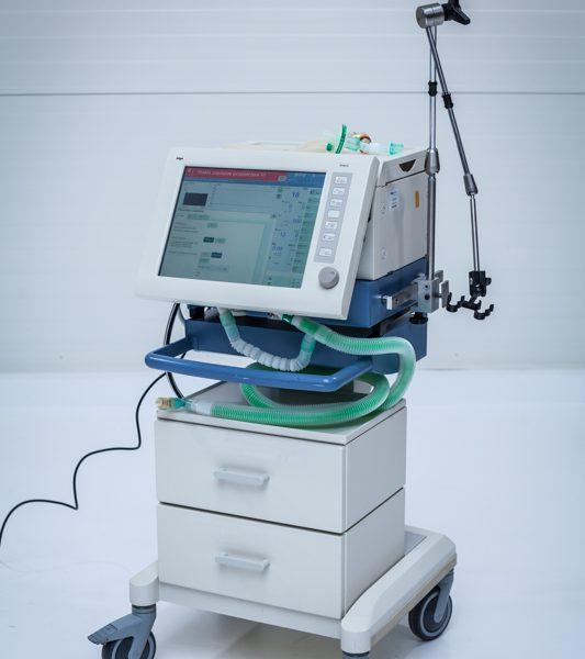 Respirator Drager Evita XL z kapnografią pomiar CO2