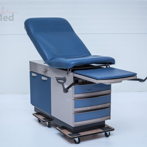 Fotel medyczny ginekologiczny Ritter Midmark 300