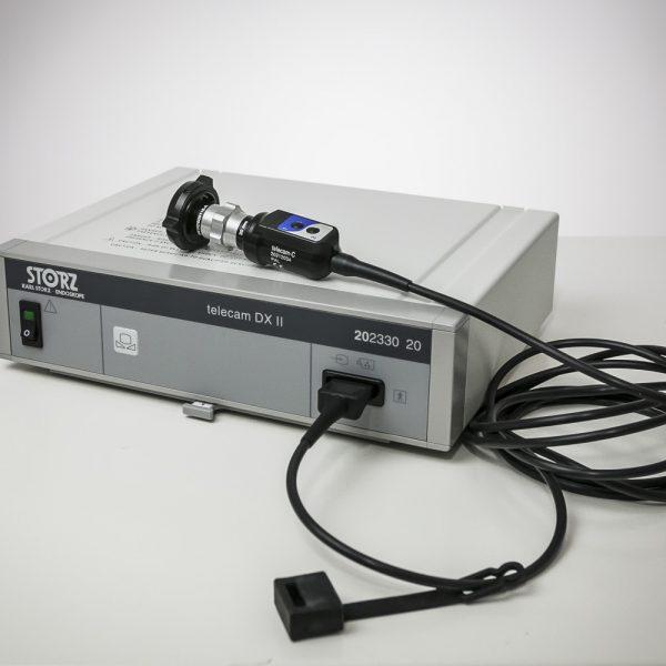 Procesor endoskopowy Storz Telecam DX II z kamerą