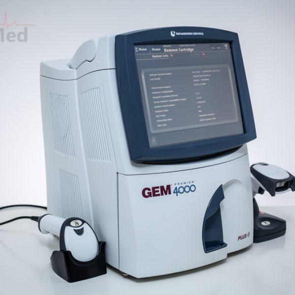 Analizator parametrów krytycznych GEM Premier 4000 Plus