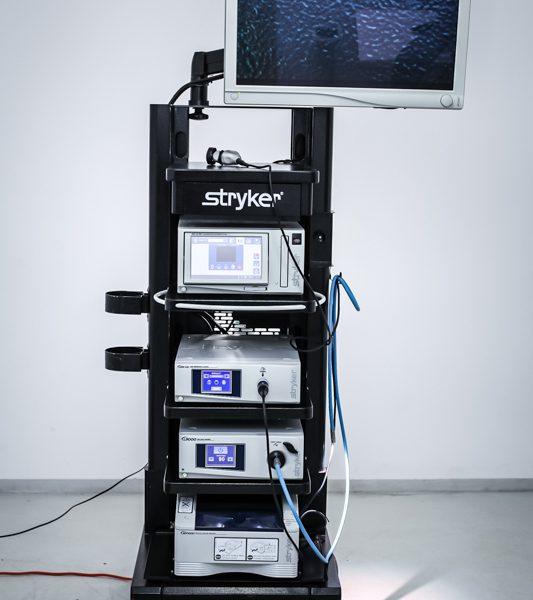 Zestaw endoskopowy STRYKER 1288 HD artroskopia histeroskopia