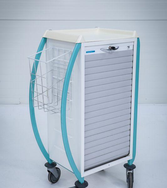 Szafka medyczna MediFix Praticdose wózek medyczny