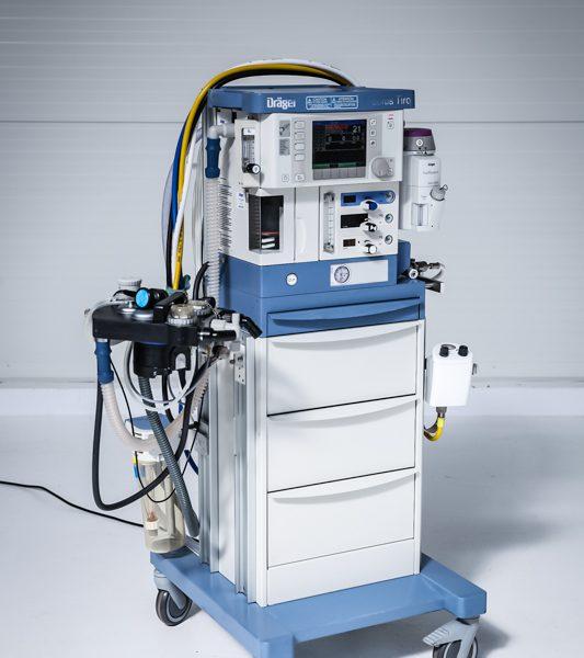 Aparat anestezjologiczny DRAGER FABIUS TIRO