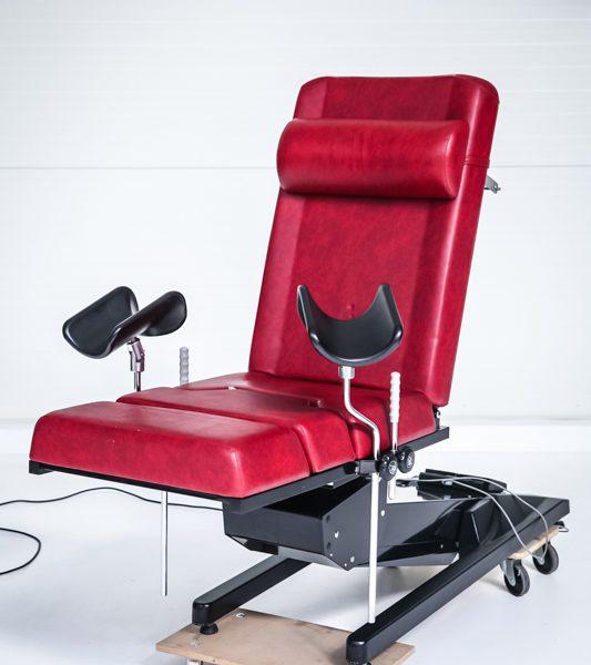 Fotel ginekologiczny PROMOTAL kozetka